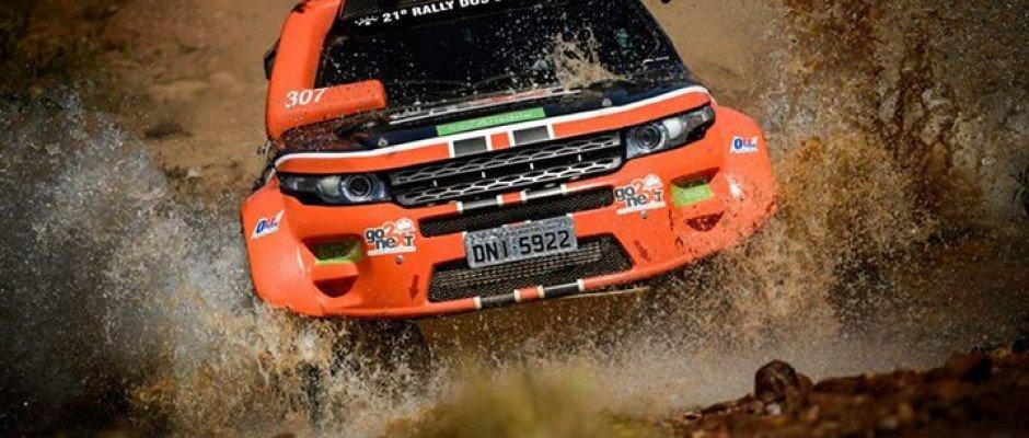 Confira o resultado da 5ª etapa do Rally dos Sertões