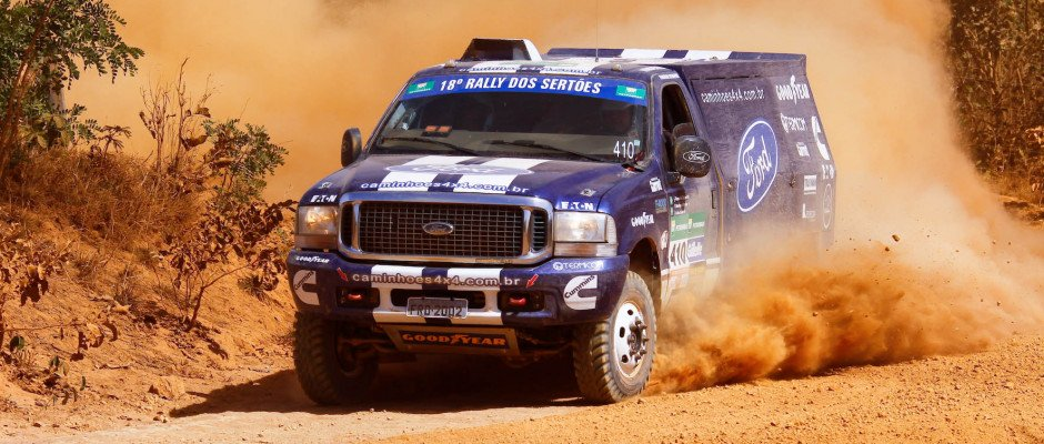Sexta –feira 13 dá sorte para Felipe Zanol no Rally dos Sertões