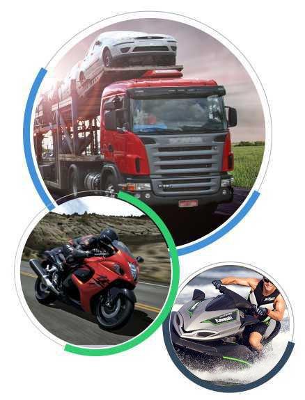 Serviço de Transporte de veiculos